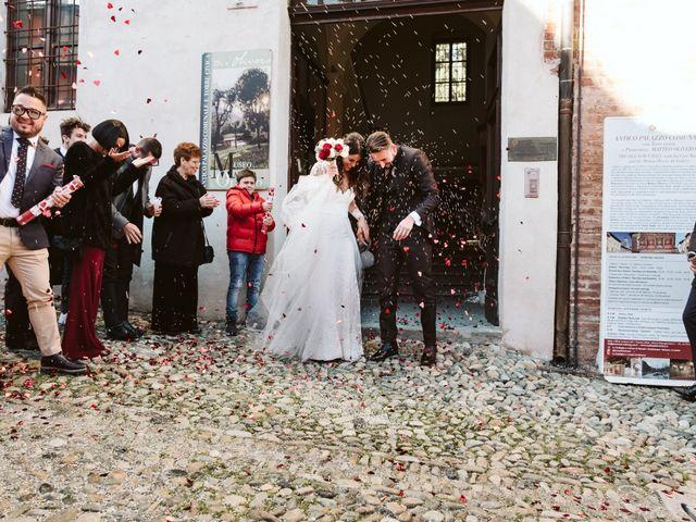 Il matrimonio di Gianluca e Roberta a Saluzzo, Cuneo 28