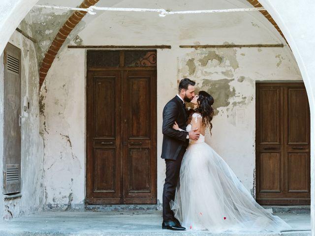 Il matrimonio di Gianluca e Roberta a Saluzzo, Cuneo 1