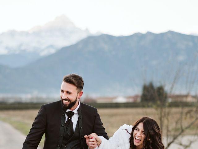 Il matrimonio di Gianluca e Roberta a Saluzzo, Cuneo 40