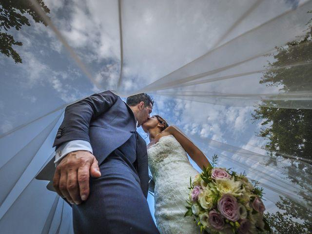 le nozze di Loredana e Ignazio