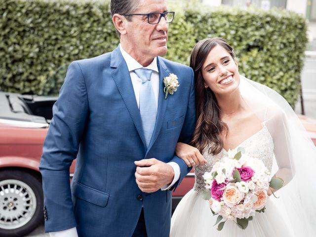 Il matrimonio di Sara e Sergio a Lecco, Lecco 17