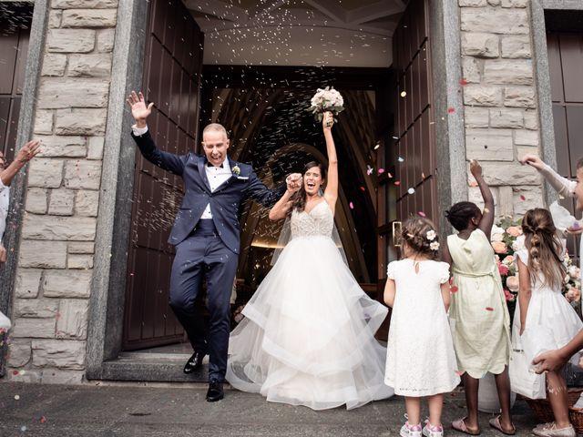 Il matrimonio di Sara e Sergio a Lecco, Lecco 19
