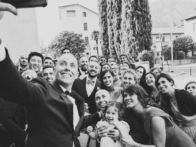Il matrimonio di Sara e Sergio a Lecco, Lecco 20