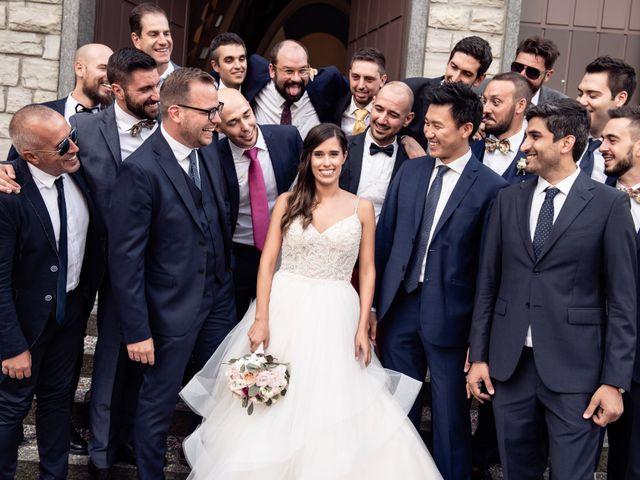 Il matrimonio di Sara e Sergio a Lecco, Lecco 21