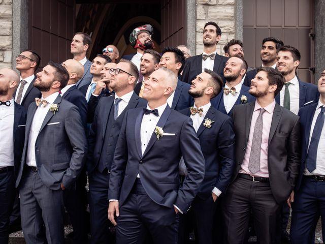 Il matrimonio di Sara e Sergio a Lecco, Lecco 22
