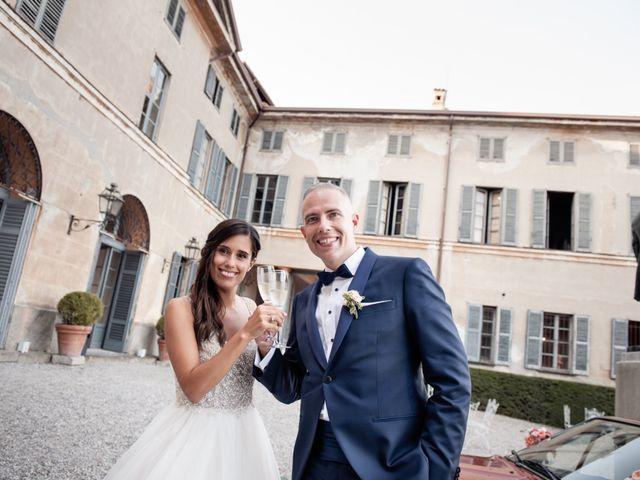 Il matrimonio di Sara e Sergio a Lecco, Lecco 32