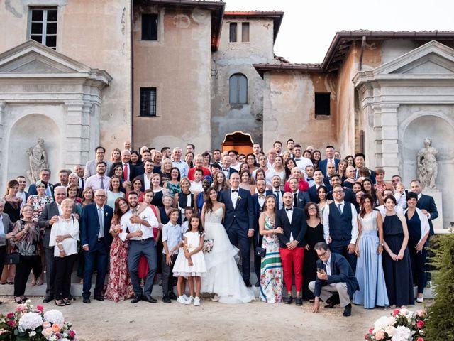 Il matrimonio di Sara e Sergio a Lecco, Lecco 37