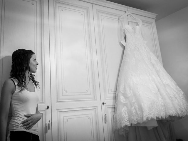 Il matrimonio di Alberto e Silvia a Villa del Conte, Padova 10