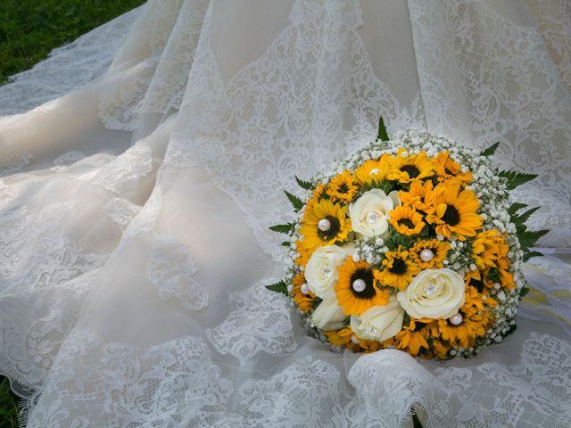 Il matrimonio di Alberto e Silvia a Villa del Conte, Padova 14