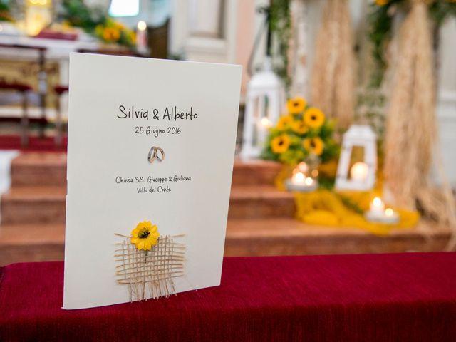 Il matrimonio di Alberto e Silvia a Villa del Conte, Padova 15