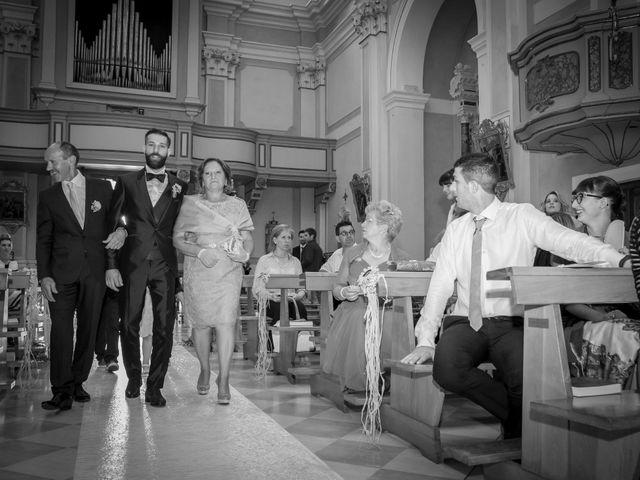 Il matrimonio di Alberto e Silvia a Villa del Conte, Padova 16