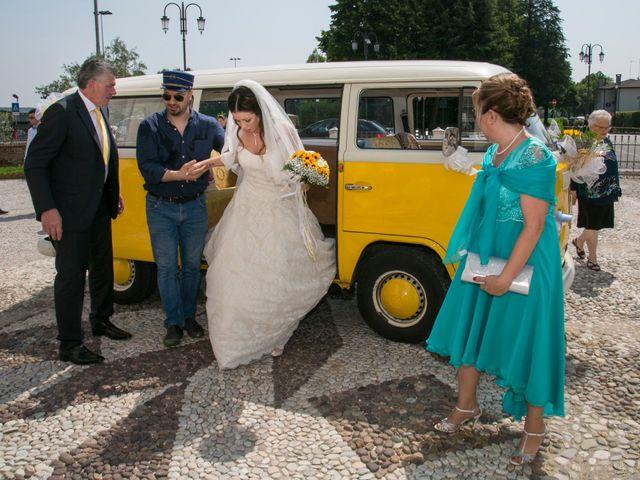 Il matrimonio di Alberto e Silvia a Villa del Conte, Padova 18