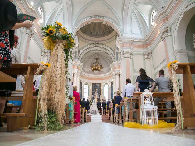 Il matrimonio di Alberto e Silvia a Villa del Conte, Padova 19
