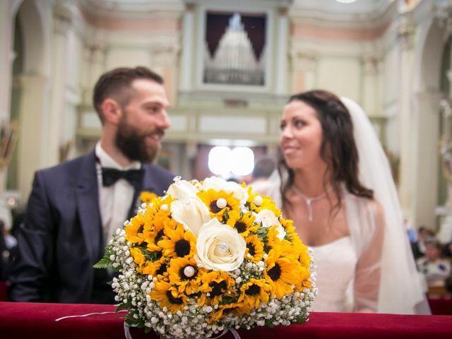 Il matrimonio di Alberto e Silvia a Villa del Conte, Padova 20