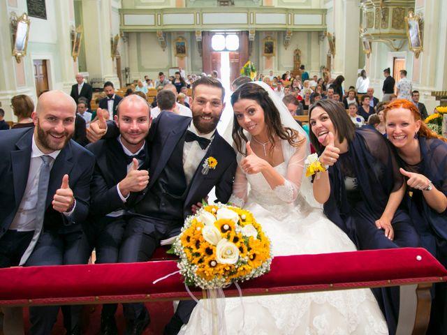 Il matrimonio di Alberto e Silvia a Villa del Conte, Padova 21