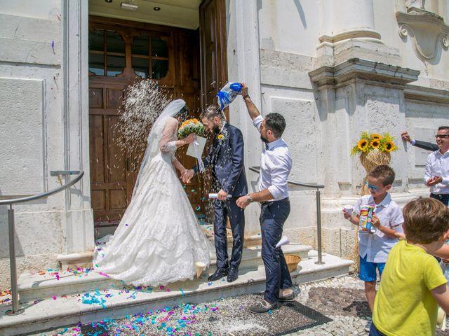 Il matrimonio di Alberto e Silvia a Villa del Conte, Padova 23