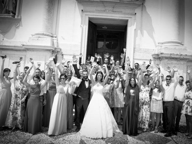 Il matrimonio di Alberto e Silvia a Villa del Conte, Padova 25