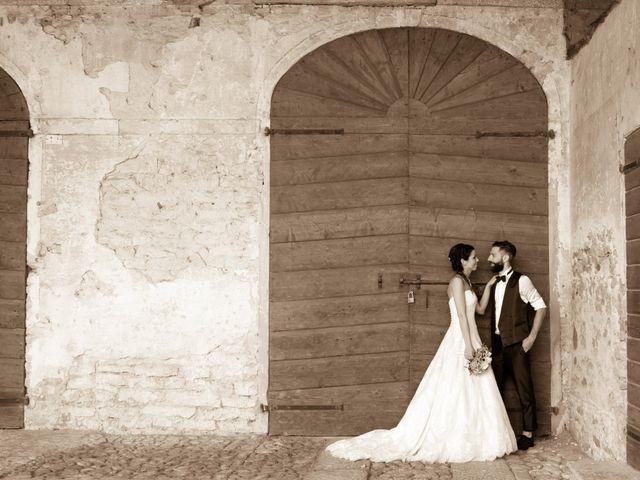 Il matrimonio di Alberto e Silvia a Villa del Conte, Padova 35