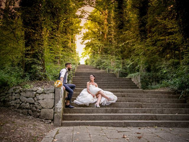 Il matrimonio di Alberto e Silvia a Villa del Conte, Padova 1