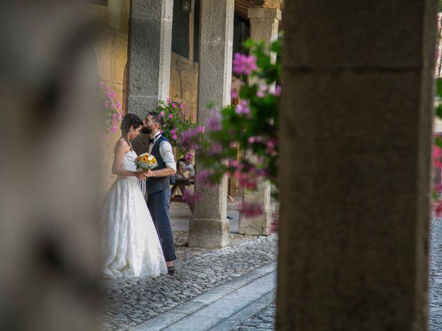 Il matrimonio di Alberto e Silvia a Villa del Conte, Padova 38