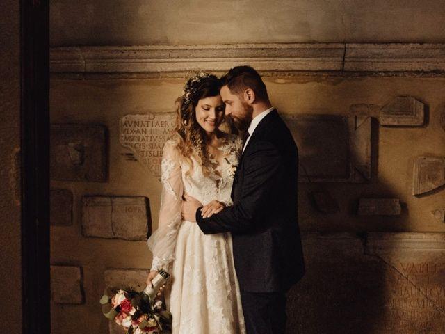 Il matrimonio di Davide e Martina a Roma, Roma 10