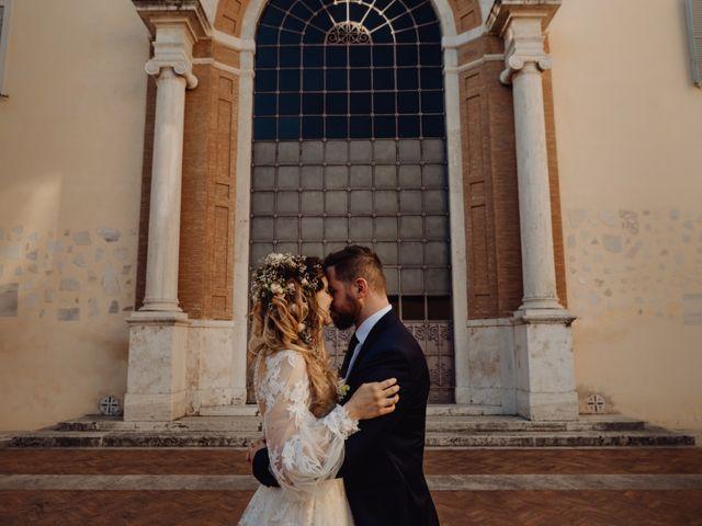 Il matrimonio di Davide e Martina a Roma, Roma 1