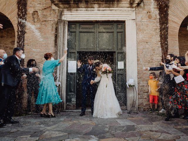 Il matrimonio di Davide e Martina a Roma, Roma 21
