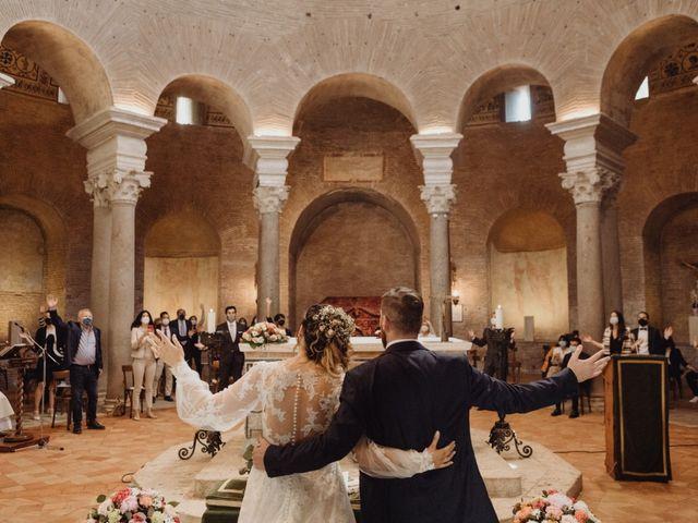 Il matrimonio di Davide e Martina a Roma, Roma 22