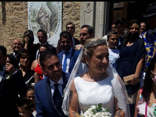 Il matrimonio di Salvatore e Giulia a Laurenzana, Potenza 7