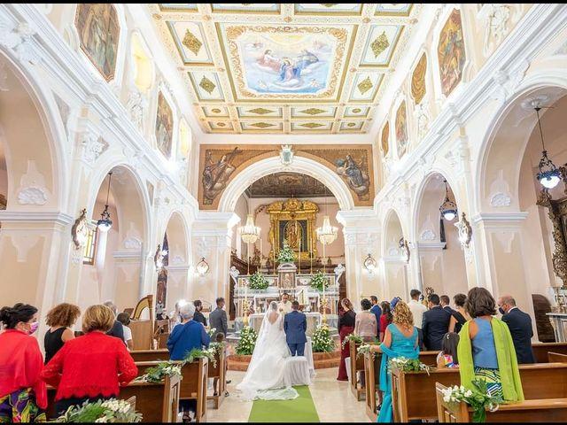 Il matrimonio di Salvatore e Giulia a Laurenzana, Potenza 12