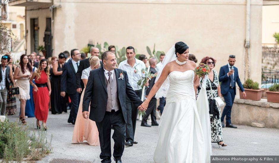 Il matrimonio di Luca e Ramona a Ragusa, Ragusa