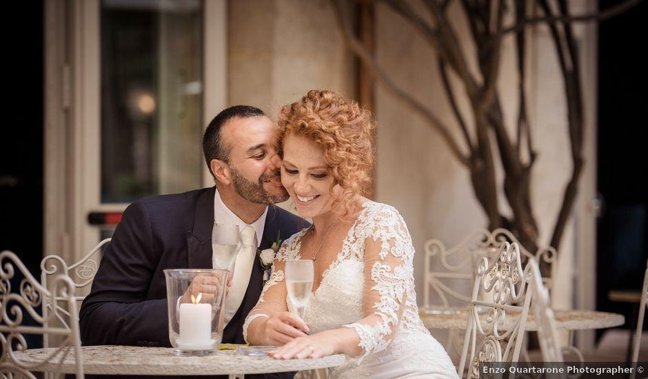 Il matrimonio di Alessio e Laura a Augusta, Siracusa