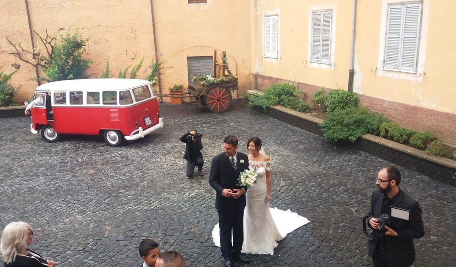 Il matrimonio di Massimiliano  e Massimiliano a Roma, Roma