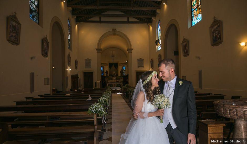 Il matrimonio di Luca e Serena a Pieve di Soligo, Treviso