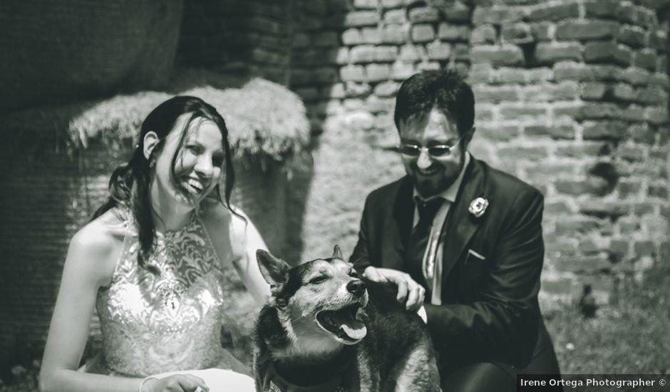 Il matrimonio di Dario e Alessandra a Ozzero, Milano
