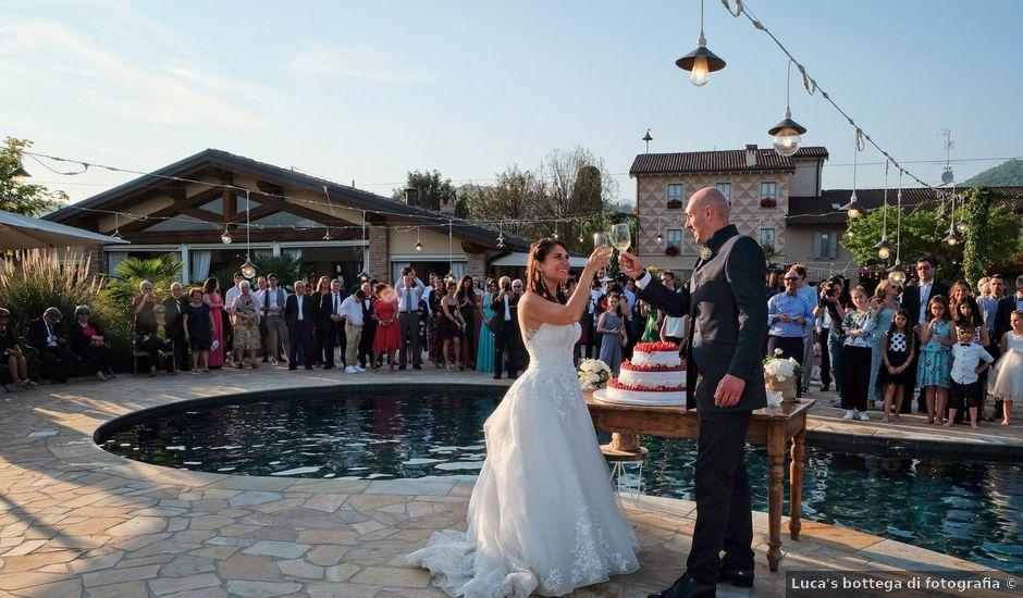 Il matrimonio di Mirko e Sara a Boltiere, Bergamo