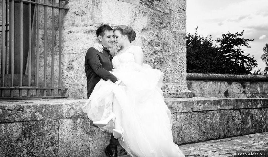 Il matrimonio di Emiliano e Jessica a Anagni, Frosinone