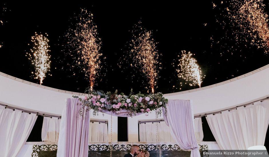 Il matrimonio di Oliver e Leslie a Gallipoli, Lecce