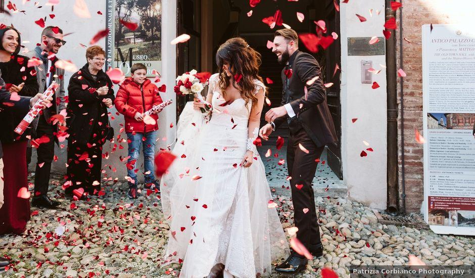 Il matrimonio di Gianluca e Roberta a Saluzzo, Cuneo