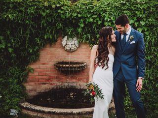 Le nozze di Melissa e Joshua
