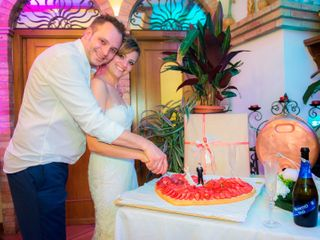 Le nozze di Ylenia e Ivan