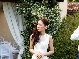 Le nozze di Xijen e Stefano 1