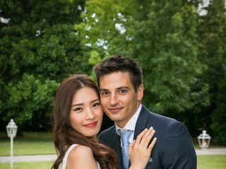 Le nozze di Xijen e Stefano