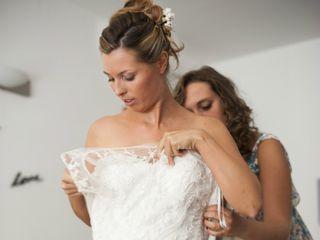 le nozze di Elena e Vittorio 2