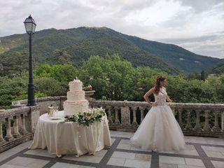 Le nozze di Arianna e Luca 1
