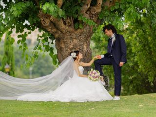 Le nozze di Greta e Alexander