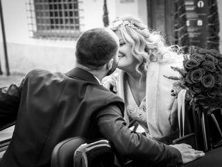 Le nozze di Andrea e Misia