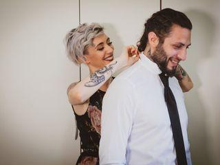 Le nozze di Viviana e Denny 1