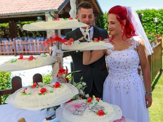 Le nozze di Ksyllagh Destratis e Mirko Garraffa
