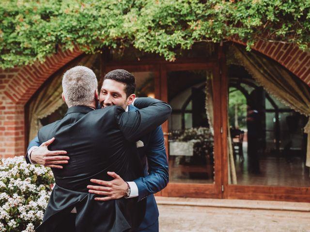 Il matrimonio di Joshua e Melissa a Montepulciano, Siena 8